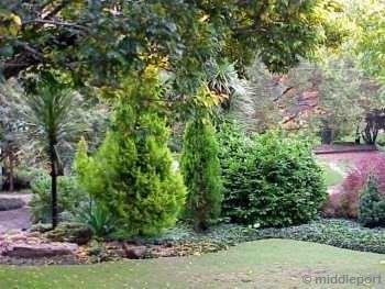 � middleport (example garden)